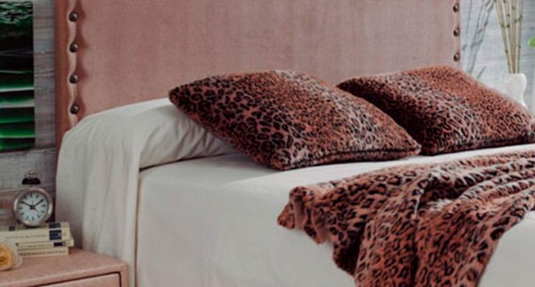 cojin tapizado
