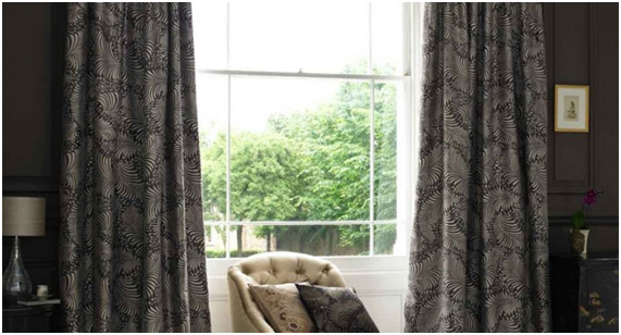 cortinas opacas